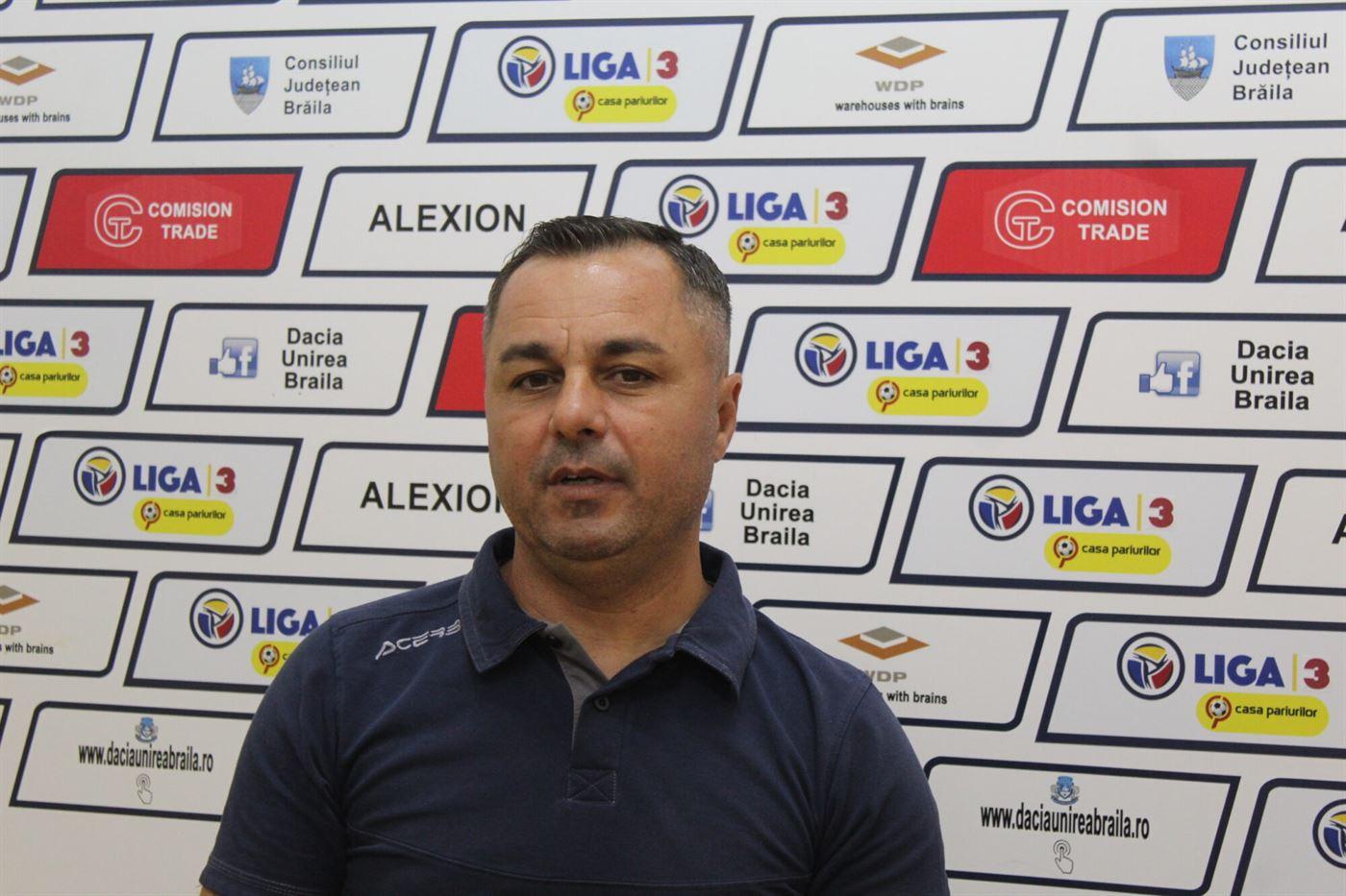 Dacia Unirea Brăila pregătită pentru startul noului sezon de Liga a 3-a