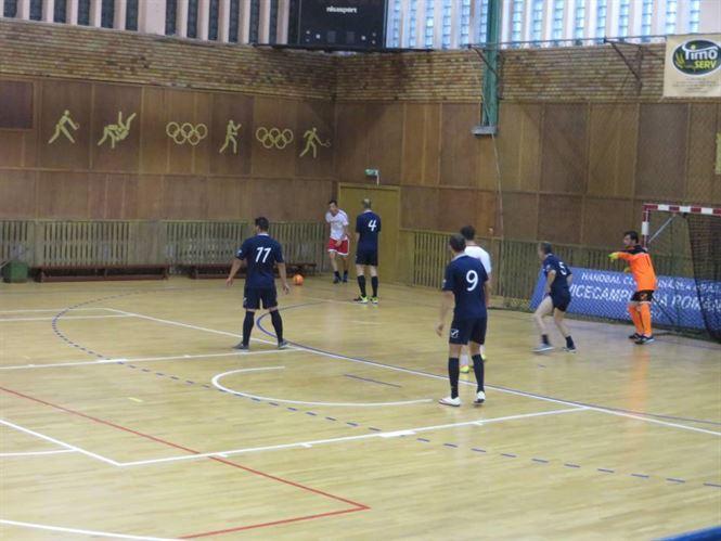 Pe 19 martie incepe prima editie a Cupei primaverii la fotbal in sala