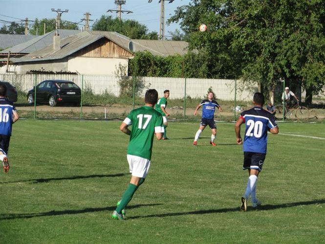 Dupa un debut bun de meci, Sportul Chiscani a pierdut la 4 goluri meciul cu Metalul Buzau