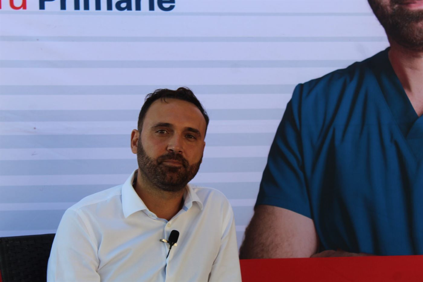 Sănătatea brăilenilor în viziunea candidatului Alianței USR-PLUS la primăria Brăila, Mihai Isvoranu