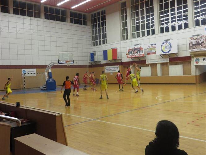 Cuza Sport Braila a pierdut meciul jucat la Galati cu Municipal Baia Mare