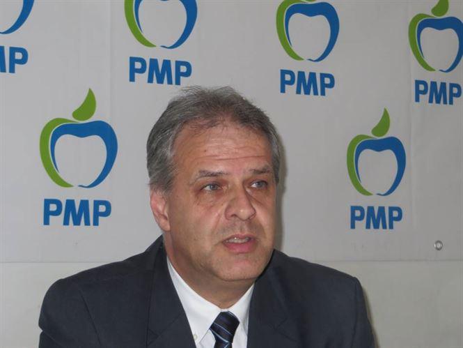 Viorel Botea candidează pentru o funcție de vicepreședinte al PMP la Congresul din 7 martie