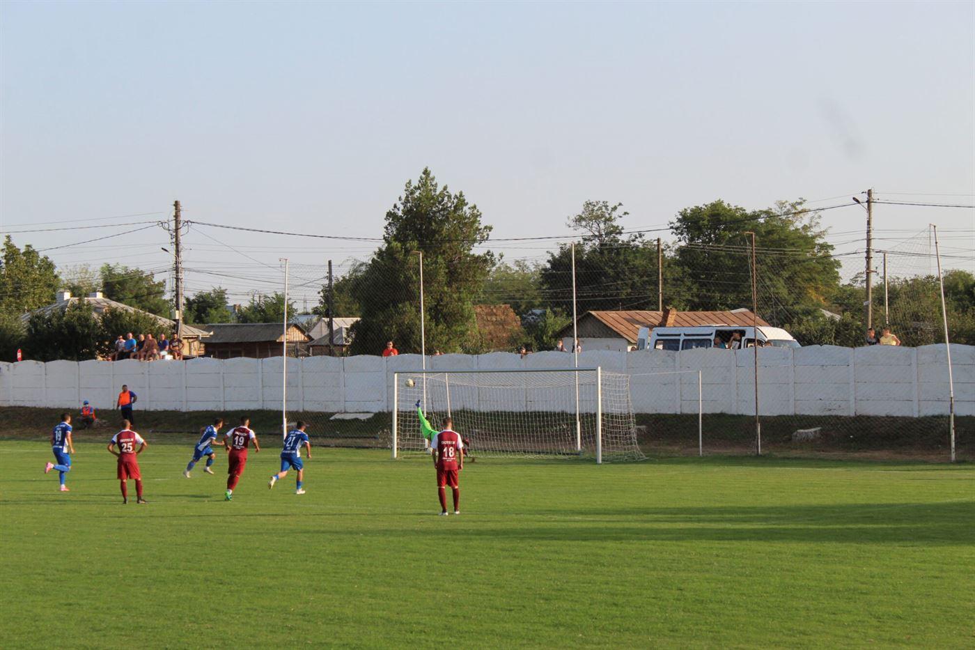 Dacia Unirea Brăila s-a calificat în etapa a III-a a Cupei României după victoria cu 4-1 (1-1) în fața Viitorului Ianca