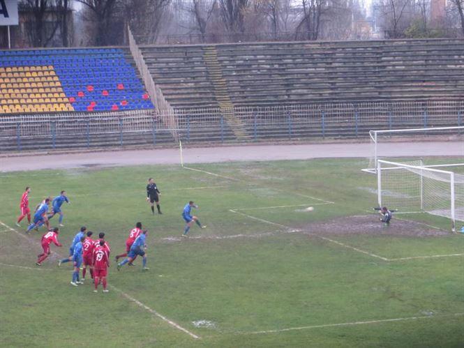 Dacia Unirea Braila victorie la scor de neprezentare in meciul cu Berceni