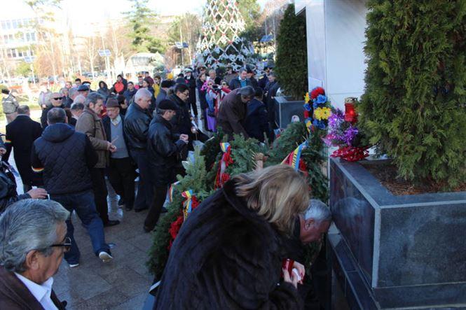 Eroii omagiați la 30 de ani de la revoluție