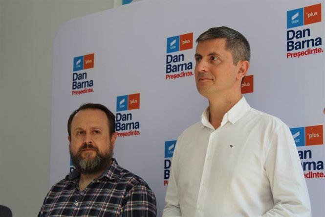 Cătălin Stancu ales în echipa lui Dan Barna în conducerea USR