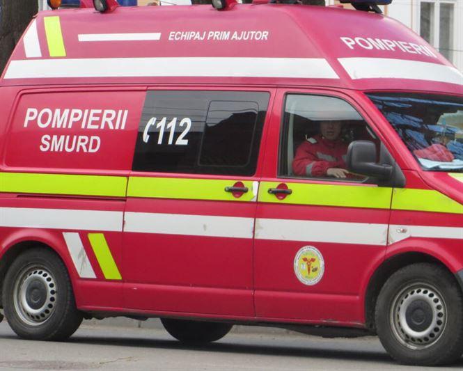 Femeie de 84 de ani căzută în albia veche a râului Buzău salvată de pompieri