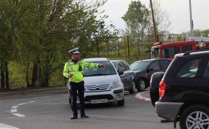 Șoferii sub influența alcoolului, principalul pericol în trafic