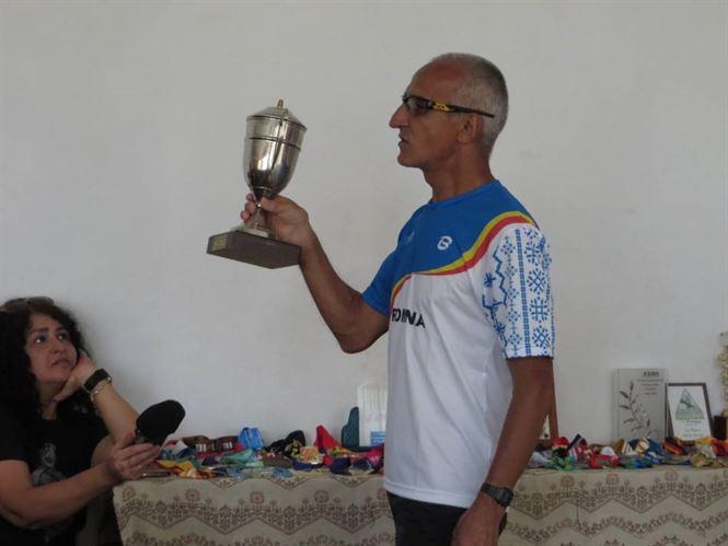 In 26 de ani Victor Ilie a alergat la 255 de maratoane