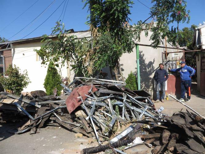 Locuitorii afectati de incendiul din 24 septembrie au nevoie de sprijinul brailenilor
