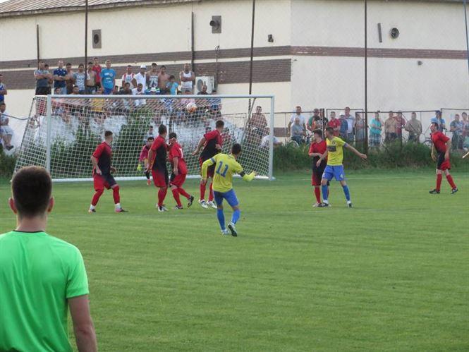 Sportul Chiscani spera sa obtina astazi promovarea in Liga a 3-a