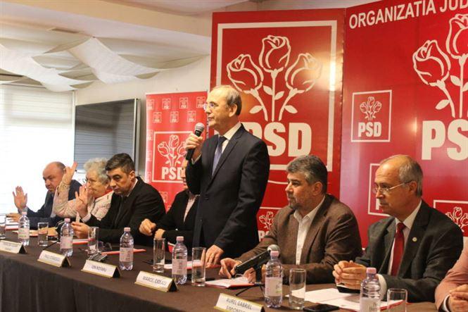 Cine sunt cei 31 de delegați de la Brăila la Congresul PSD