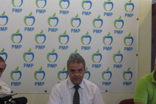 PMP cheama cetatenii la sustinerea statului de drept