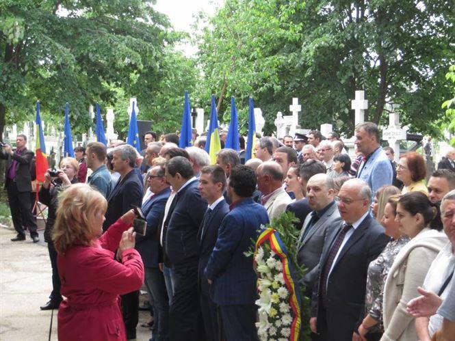 Ziua Victoriei asupra Fascismului și Ziua Proclamării Independenței de Stat a României sărbătorite la Brăila