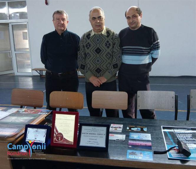 Radioamatorii braileni prezenti la Campionii Romaniei