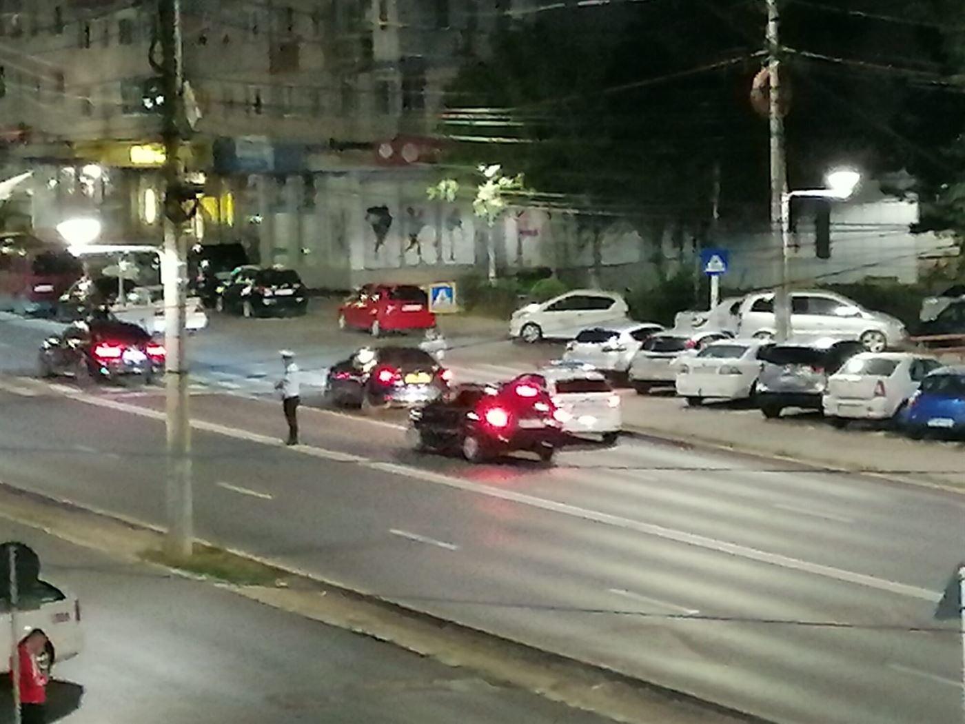 Brăilean depistat la miez de noapte cu autoturismul pe Calea Călărașilor deși avea permisul suspendat