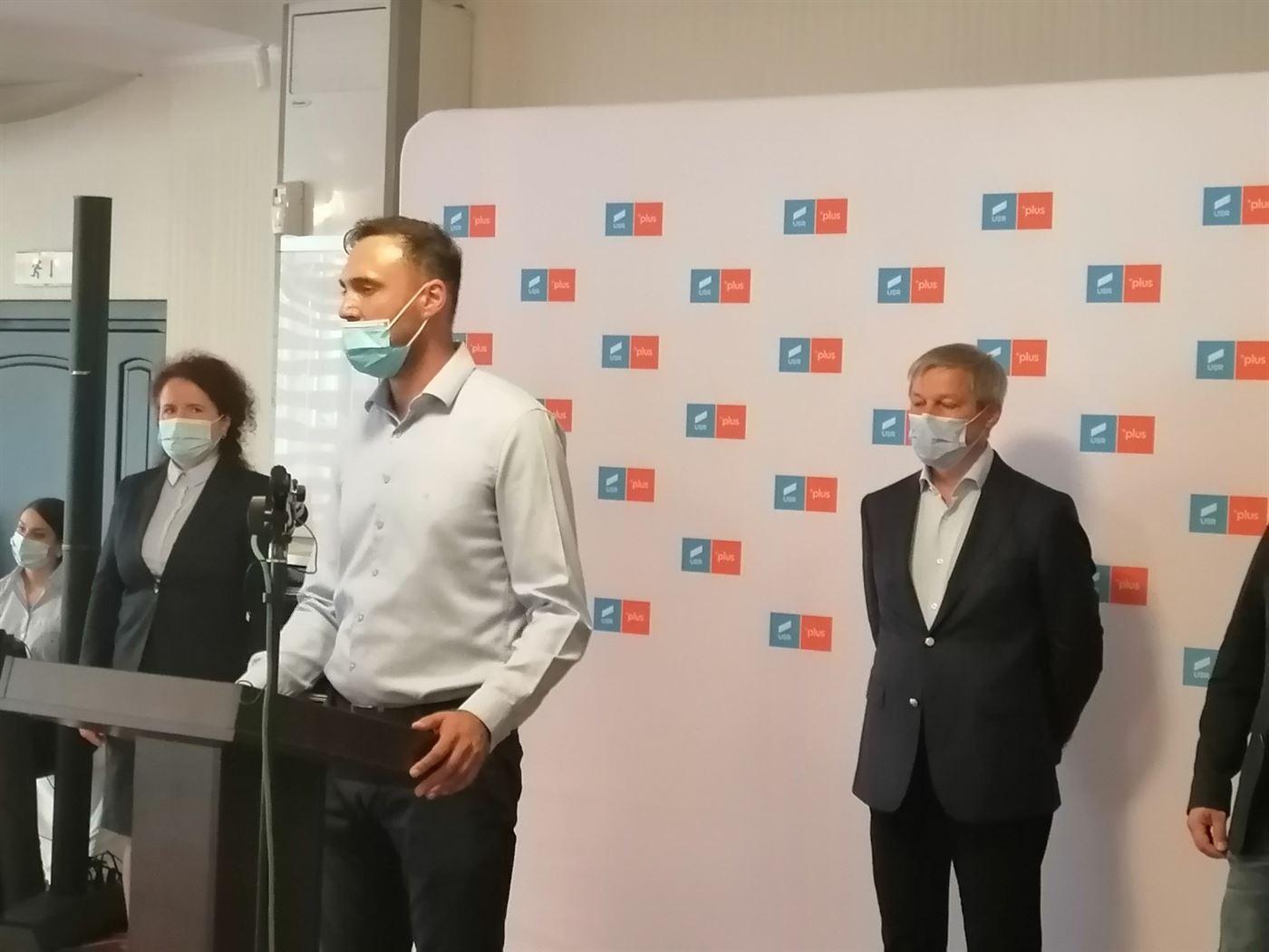 Mihai Isvoranu: Am intrat în politică datorită lui Dacian Cioloș