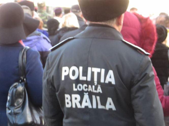 Sanctiuni aplicate pentru comert stradal neautorizat