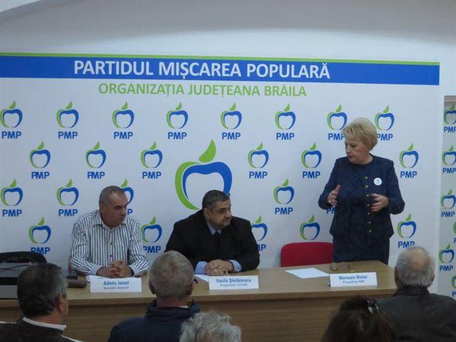 PMP a incheiat un parteneriat cu COTAR