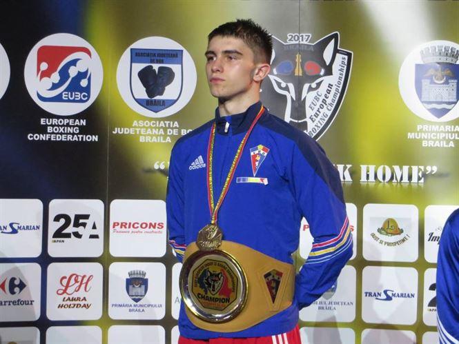 Romania are doi campioni europeni la box U 22, Robert Jitaru si Andrei Aradoaie