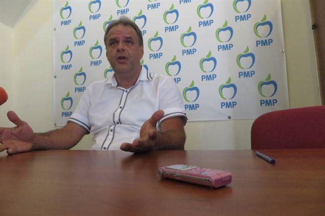 Presedintele PMP Braila cere demisia imediata a lui Gheorghe Bunea Stancu