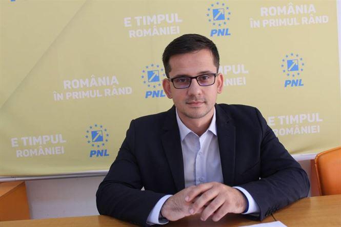 Interviu cu Adrian Tabarac, candidat la alegerile europarlamentare pe lista PNL