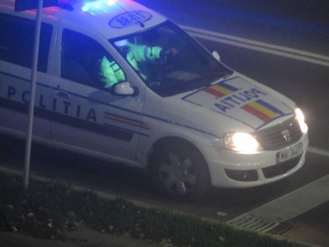 Autovehicule oprite in trafic si soferi testati cu aparatul etilotest, in prima zi dupa vacanta de Paste