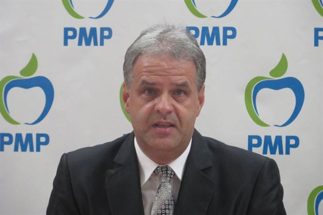 Viorel Botea a fost ales presedinte al PMP Braila
