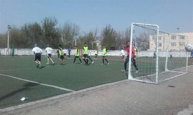 Echipa Scolii din Ramnicelu calificata la faza nationala a campionatului de Fotbal Unificat