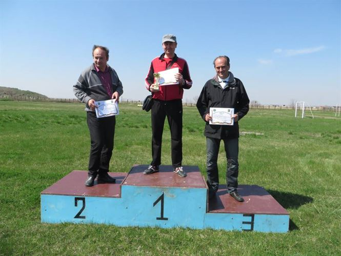 ProBraila pe podium la Cupa Presei la tir, organizata de Jandarmeria Braila