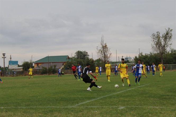 CS Făurei a pierdut cu 1-5 meciul cu CS Mioveni, după ce a deschis scorul în minutul 47