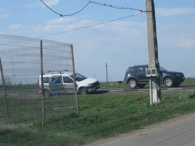Accidente rutiere duminica in municipiul si judetul Braila