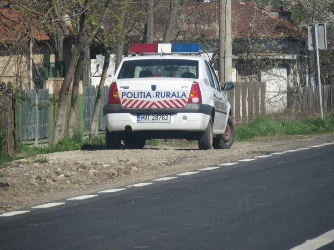 Bărbat din Gemenele, depistat de poliţişti şi încarcerat pentru furt calificat