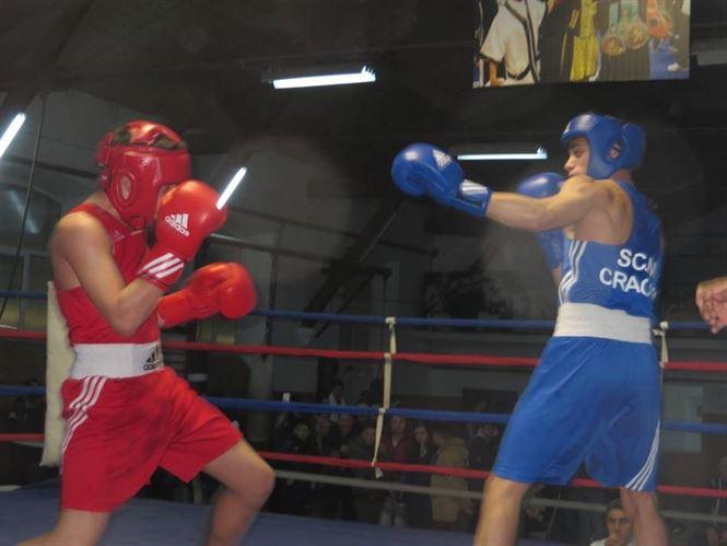 Primele meciuri din cadrul galelor de selectie pentru boxerii juniori