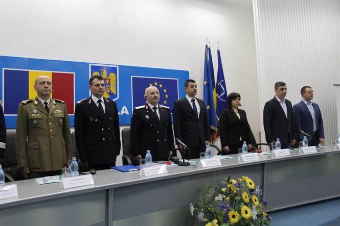 ISU Brăila a intervenit anul trecut pentru 6118 situații de urgență