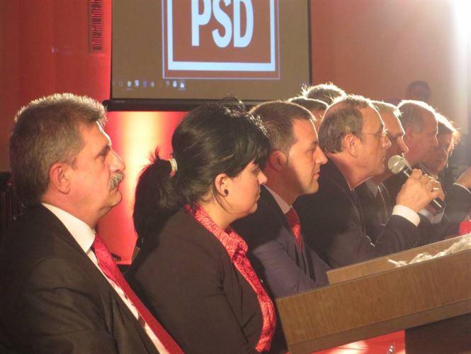 Vezi cine ocupa primele pozitii pe listele PSD la CLM si CJ