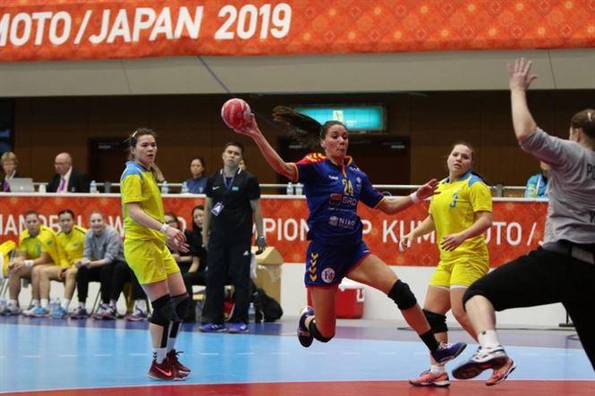 Primele goluri pentru Elena Dache la naționala României