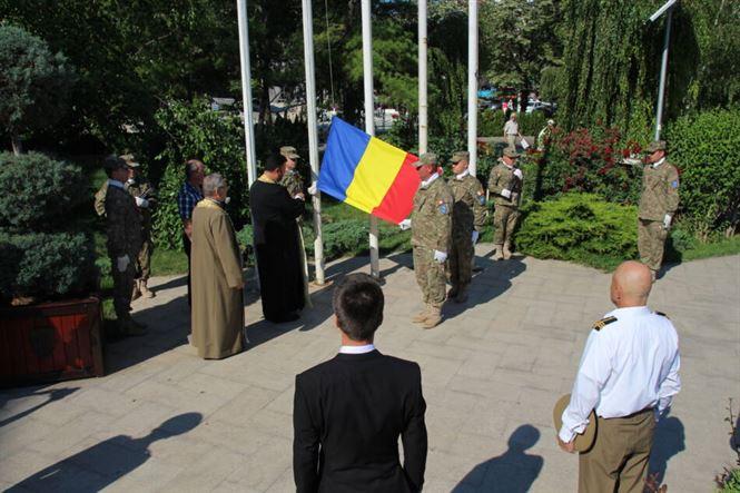 Galerie foto: Ziua Drapelului sărbătorită la Brăila