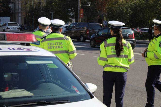 Peste 500 de permise de conducere reținute în ultimele 24 de ore la nivel național