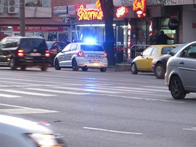 Poliţiştii brăileni acţionează pentru siguranţa rutieră