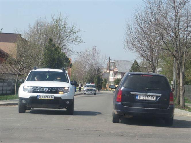 Tânăr din Făurei, condamnat pentru conducere fără permis, a fost prins în trafic de polițiști