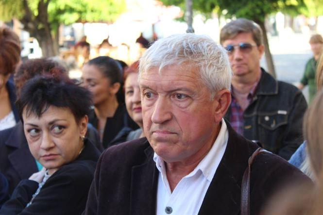 Mircea Diaconu în campanie la Brăila