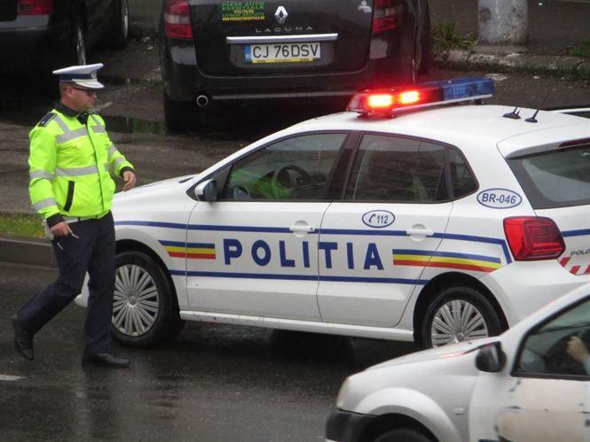 Săptămâna trecută polițiștii de la rutieră au reținut în vederea suspendării 43 de permise de conducere