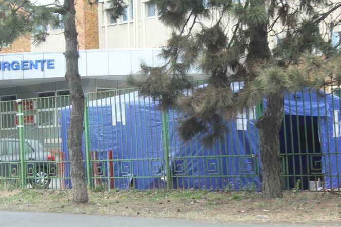 Pacienta adusă ieri de la Galați, a decedat astăzi în spitalul de la Brăila