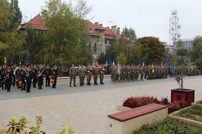 Ziua Armatei sărbătorită vineri la Brăila
