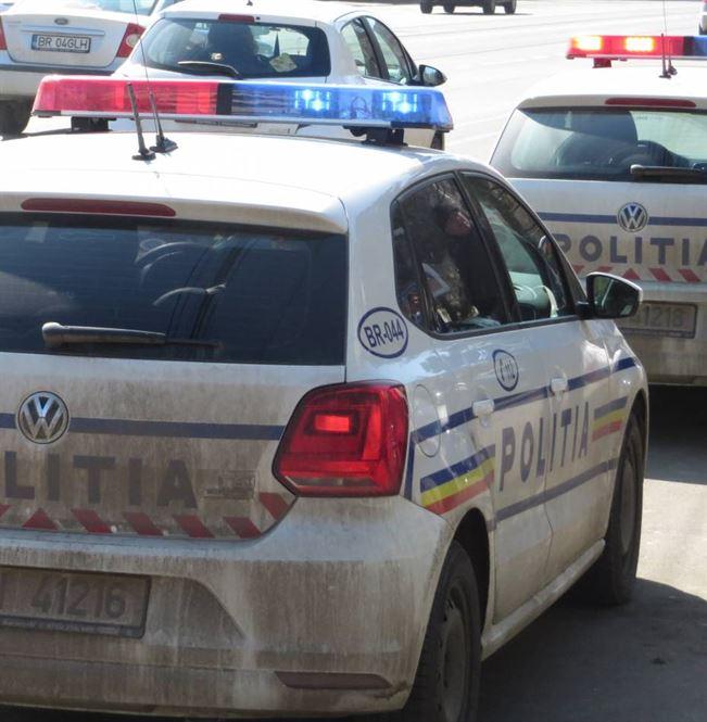 Doua permise retinute si 53 de sanctiuni aplicate de politisti in ultimele doua zile