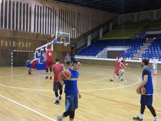 Cuza Sport Braila a reluat pregatirile pentru turneul semifinal