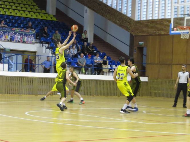 Cuza Sport Braila a incheiat faza semifinala cu o victorie in fata celor de la Timba Timisoara