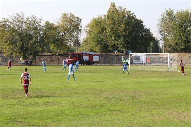 Victorie cu 3-0 pentru Viitorul Ianca în meciul cu Axiopolis Cernavodă