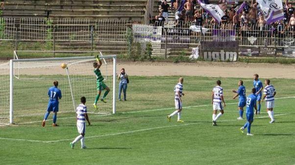 Dacia Unirea spera sa confirme la Timisoara startul bun din sezonul de primavara